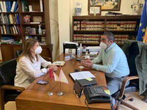 Agudo exige al gobierno regional que dé marcha atrás como ha hecho en Talavera con su residencia de mayores y abra el nuevo Hospital de Toledo