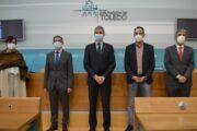 La Diputación anuncia 1.000.000 de euros en ayudas a los municipios por el temporal de nieve y frío