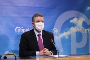 Moreno asegura que el Gobierno de Page debería `irse y cerrar la puerta al salir´ por `mentir´ ante la alarmante situación sanitaria y su incapacidad de tomar medidas de prevención contra el virus