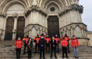 Toman posesión de su cargo los cinco bomberos-conductores y el cabo tras superar los respectivos procesos selectivos