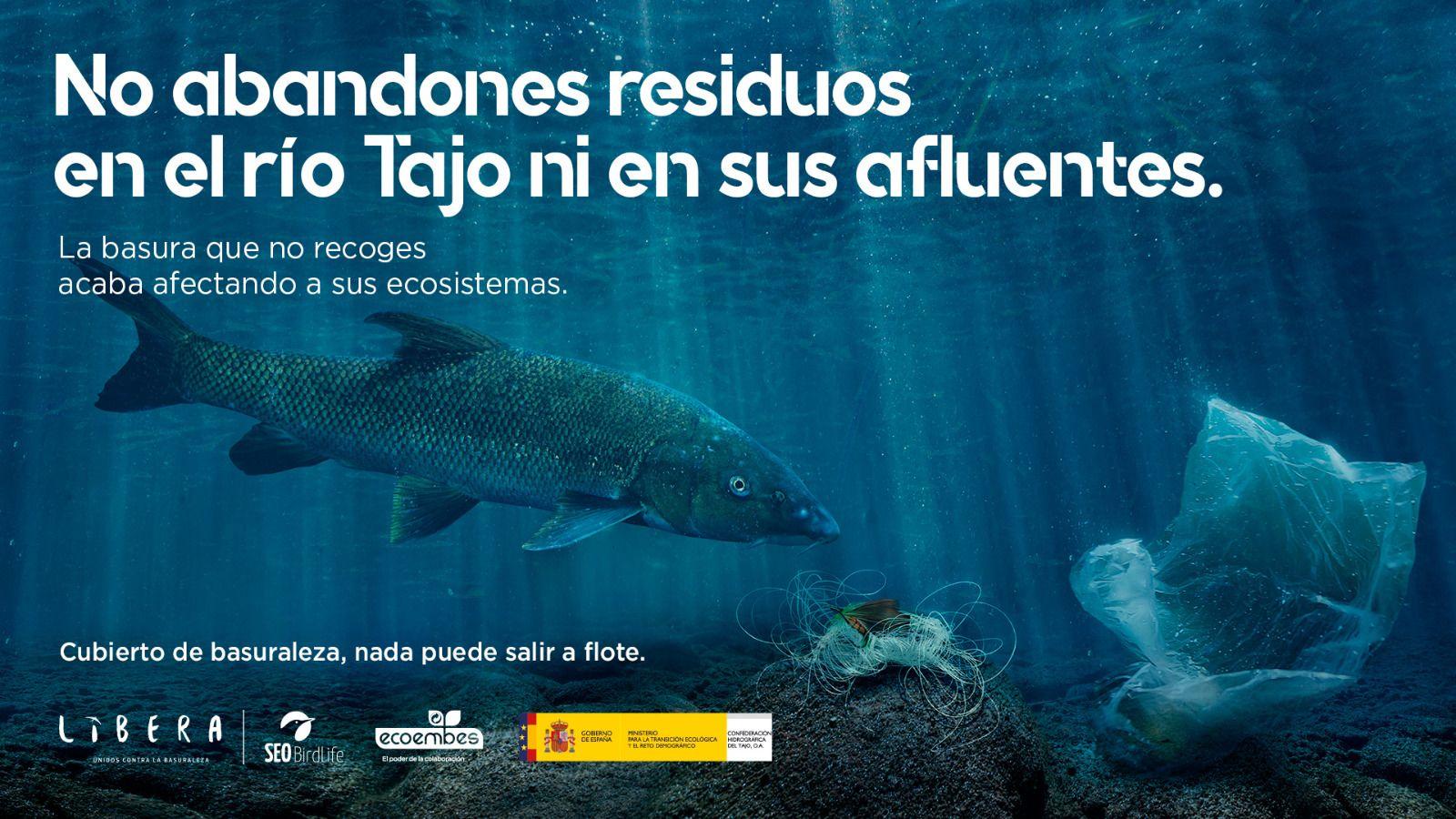 El Ayuntamiento de Talavera se suma al proyecto 'Libera' para luchar contra la 'basuraleza' en zonas como el entorno del río Tajo
