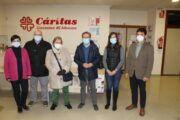 Antonio Martínez destaca la rápida respuesta de Cáritas Diocesana en situaciones de pobreza extrema durante los meses más duros del confinamiento