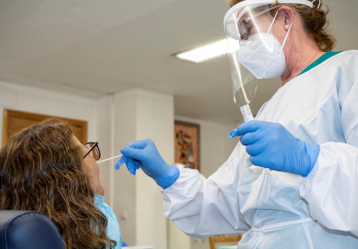 Castilla-La Mancha registra 470 nuevos casos por infección de coronavirus