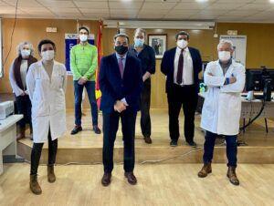El Gobierno de Castilla-La Mancha prevé llegar a inmunizar a más de 100.000 personas frente a la Covid-19 en la primera fase de la estrategia de vacunación