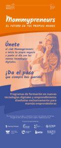 Abierto el plazo de inscripción para la última edición del curso de emprendimiento del Programa Europeo 'Mommypreneurs'