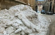 Ciudadanos insiste en acelerar la retirada de nieve este martes para evitar problemas por el deshielo en Toledo