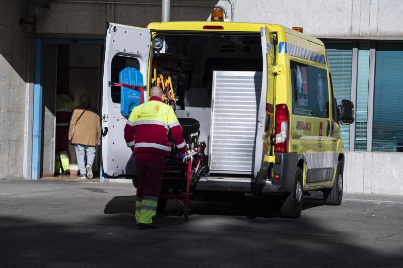 España supera por primera vez los 25.000 hospitalizados por coronavirus desde la primera ola
