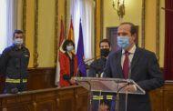 El Ayuntamiento firma un acuerdo con el Cuerpo de Bomberos que pone fin a una década de conflictos