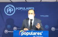 Gregorio destaca que la presión del PP obliga a reaccionar a Page