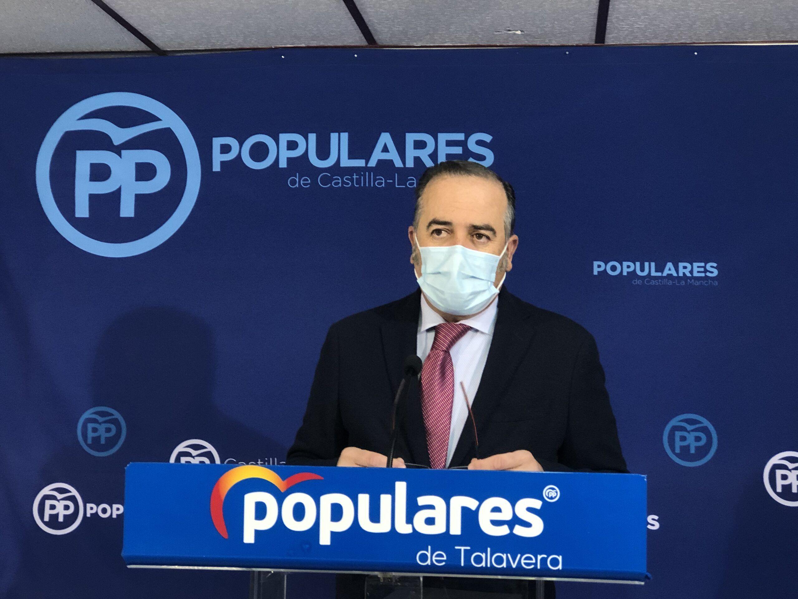 El PP solicitará la declaración de zona catastrófica para los pueblos de la provincia afectados por el temporal