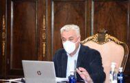 La Diputación recaba informes de daños por las nevadas en los pueblos de Guadalajara