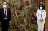 """Iceta: """"Quiero una España fuerte en su unidad y orgullosa en su diversidad"""""""