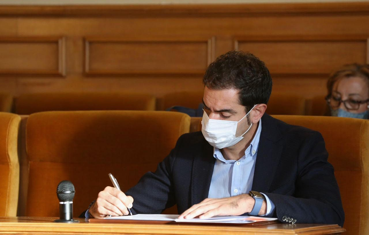 Cs Toledo urge a la Diputación a hacer efectivas