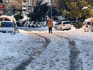 La ola de frío congelará mañana 33 provincias por temperaturas gélidas