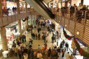 Policía Local controla los accesos a los centros comerciales de la ciudad, que deben estar al 30 por ciento en Nivel 3