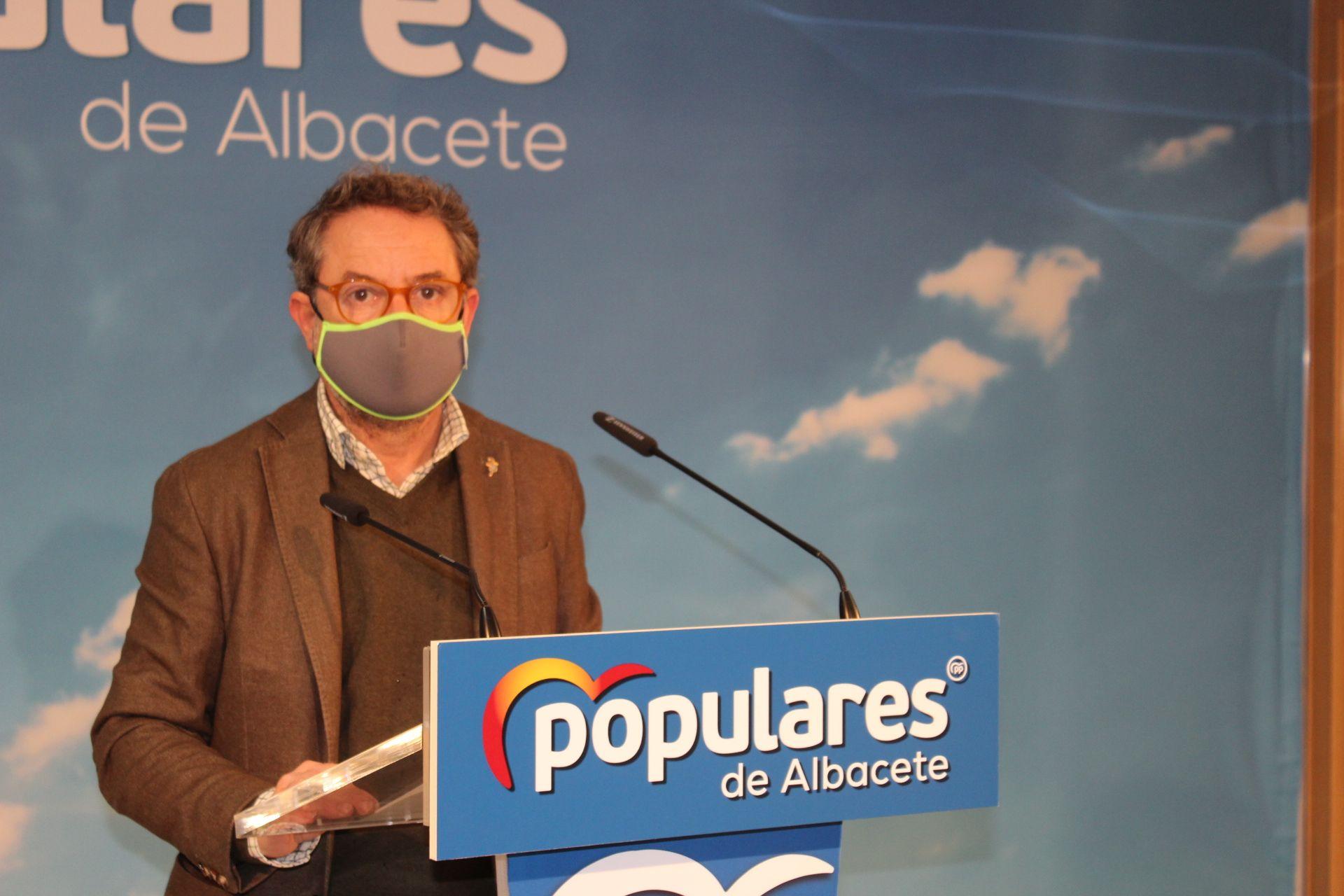 Antonio Martínez reivindica el compromiso del presidente del PP-CLM, Paco Núñez, para rescatar a la Hostelería y Turismo de nuestra región