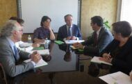 El Gobierno regional formaliza el contrato para la redacción del proyecto de la nueva Ciudad Administrativa de Ciudad Real