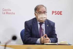 Mora lamenta que CLM sea noticia por la declaración de su expresidenta regional en el juicio de la caja B del PP
