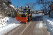 La Diputación de Cuenca estima que los daños causados por el temporal en la provincia alcanzan los 15 millones de euros