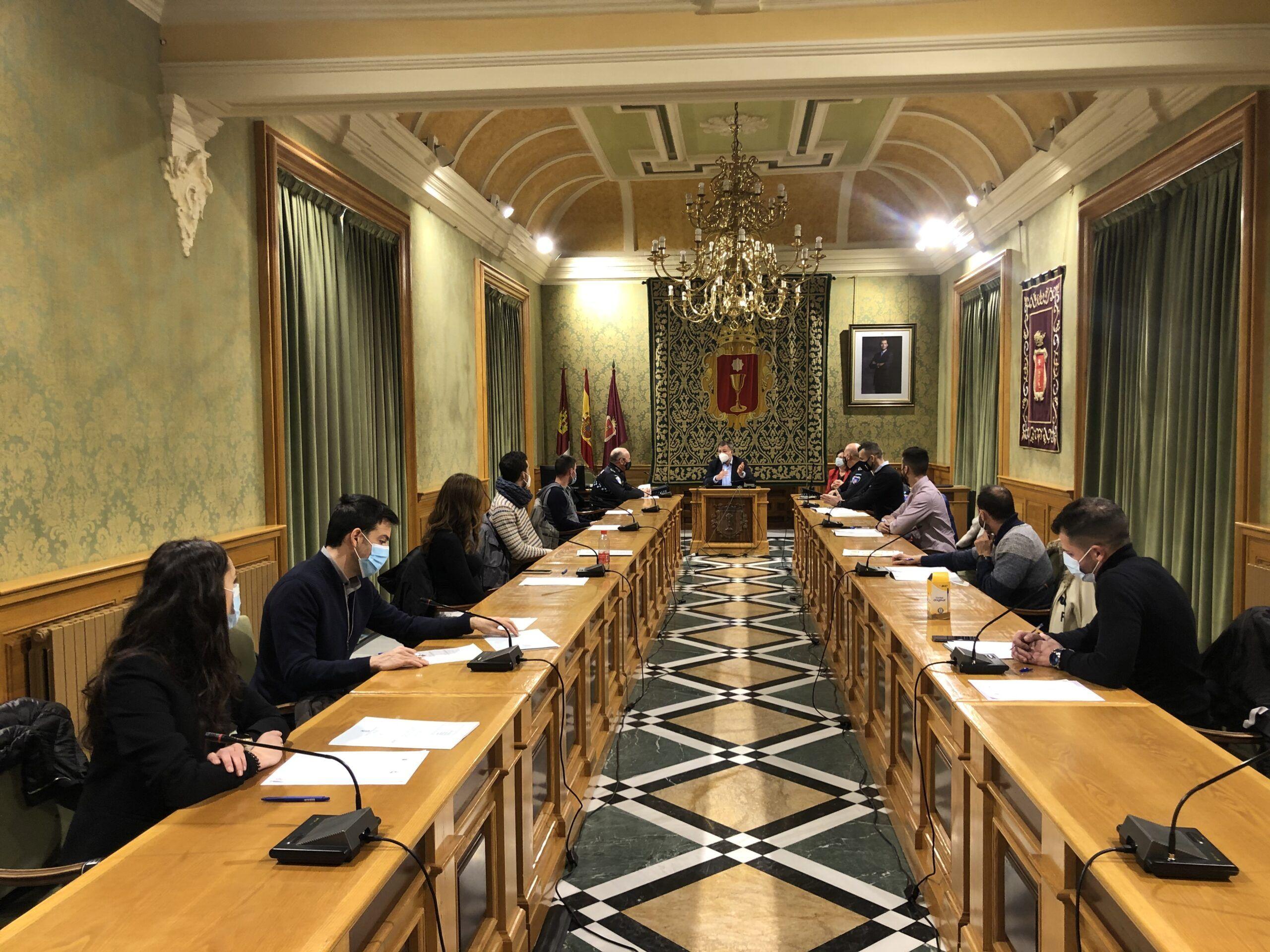 El Ayuntamiento de Cuenca realiza el nombramiento de los nuevos efectivos de Policía Local