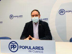 """Prieto denuncia """"los más de diez meses de excusas de la Junta para hacer llegar ayudas económicas a empresas y autónomos"""""""