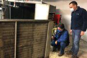 El Hospital Virgen de la Salud de Toledo recupera la normalidad en la climatización