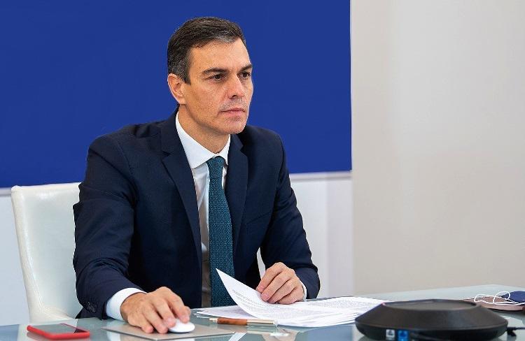 """Sánchez contacta con los presidentes regionales afectados por la borrasca para actuar con """"máxima coordinación"""""""