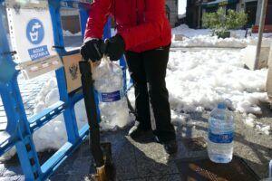 Ciudadanos pide camiones cisterna, más puntos de suministro y habilitar pabellones municipales ante los cortes de agua en Toledo