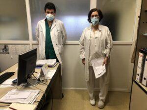 El Hospital de Toledo habilita una consulta de alta resolución de Covid-19 para el seguimiento de pacientes tras el alta hospitalaria