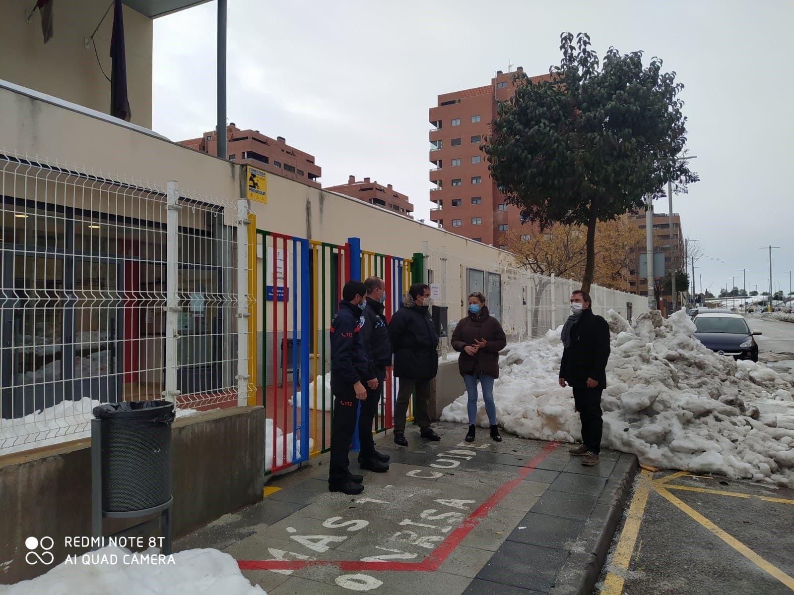 Con los 25 nuevos centros educativos que han reanudado hoy las clases presenciales, la provincia de Toledo tiene abiertos ya el 80%