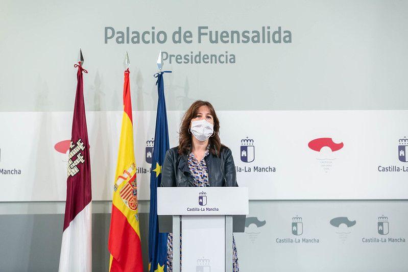 El Gobierno regional refuerza su Servicio de Prevención de Riesgos Laborales para dar respuesta a la COVID-19 y declara BIC el toque manual de campanas de Alustante (Guadalajara)