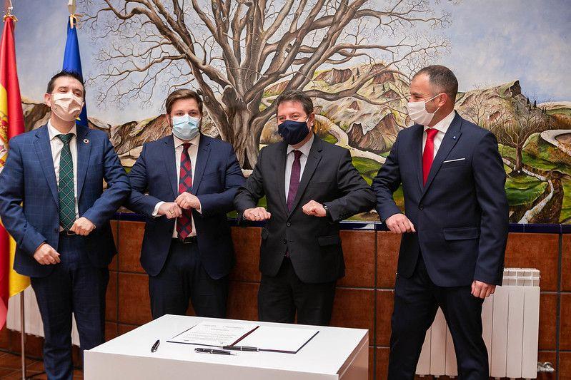 El Gobierno regional mejorará la comunicación entre Albacete y Murcia a través de Nerpio