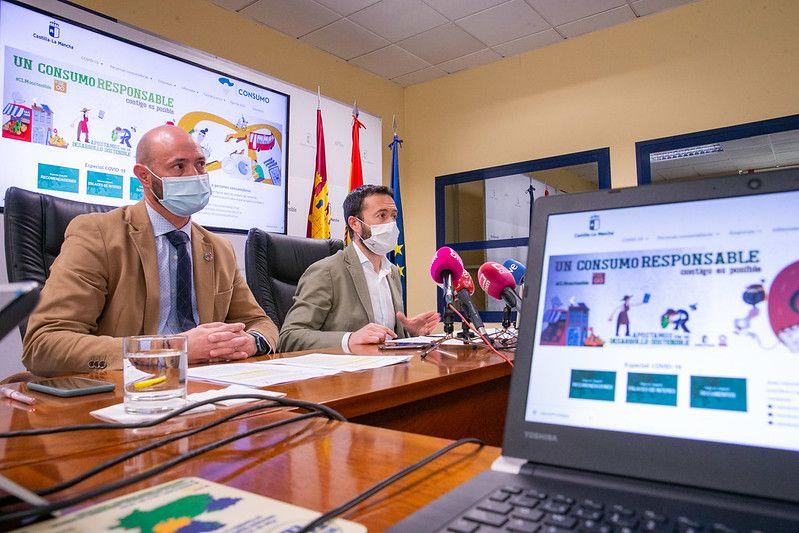 El Gobierno de Castilla-La Mancha destina 210.000 euros a desarrollar políticas locales de Consumo en la región