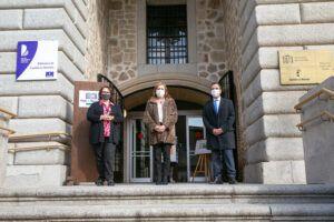 El Gobierno regional realizará una remodelación de espacios y mejoras en la Biblioteca de Castilla-La Mancha para hacerla más accesible y confortable a los usuarios