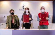 El Gobierno regional renueva el VI Convenio de colaboración con Cruz Roja Castilla-La Mancha para desarrollar el Plan contra la Pobreza Energética