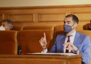"""Comendador pide a la Diputación el """"compromiso ético"""" de cesar o exigir la dimisión de los cargos que se salten el protocolo de vacunación"""