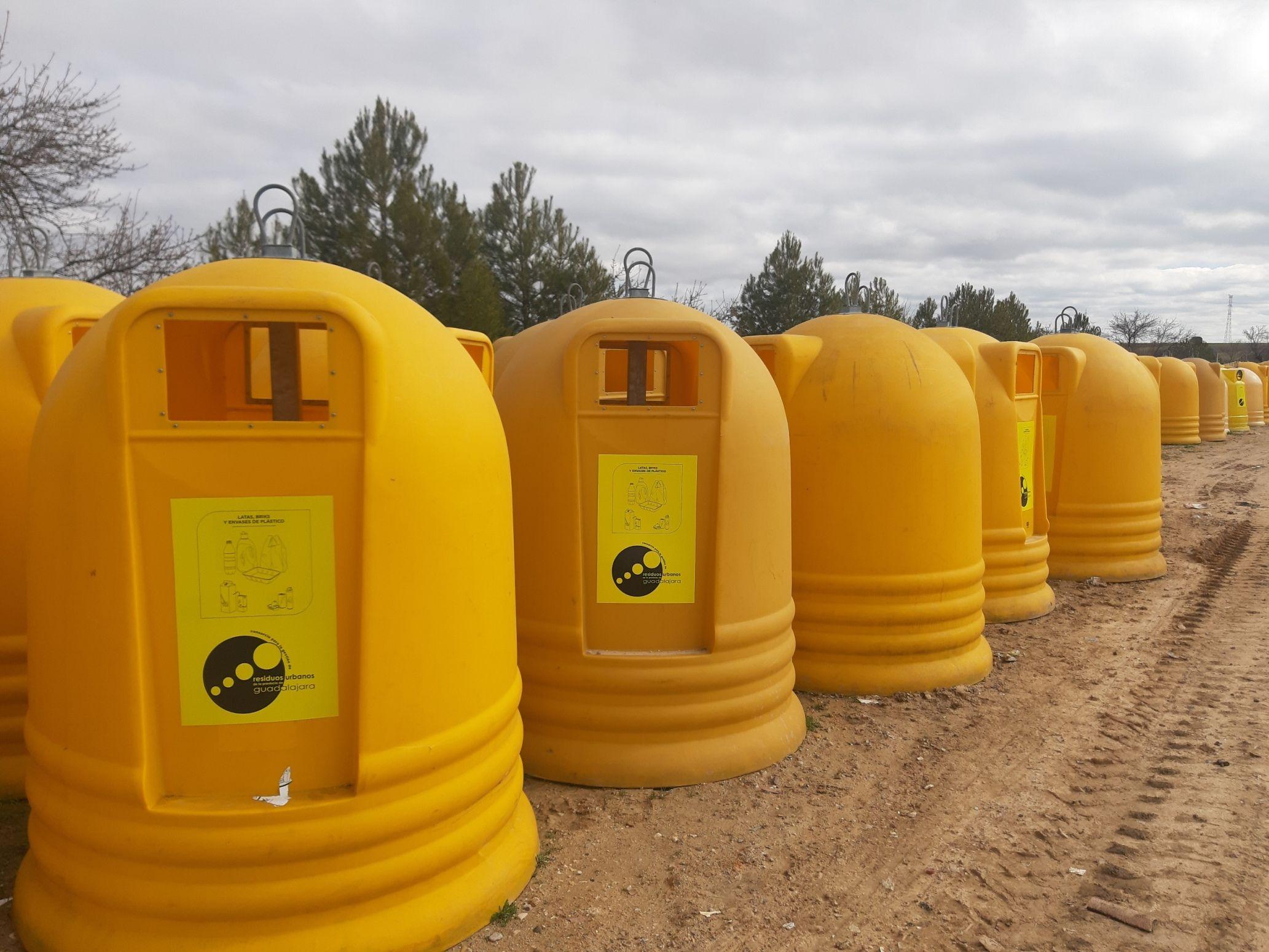 La recogida selectiva de envases en el Consorcio de Residuos crece un 67% en los últimos tres años
