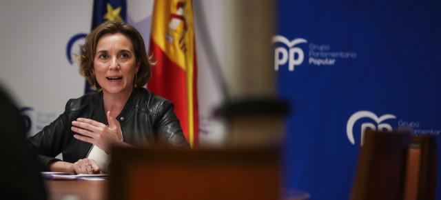 """El PP avisa de que """"España no está para manifestaciones"""" por el 8-M dada la situación sanitaria"""