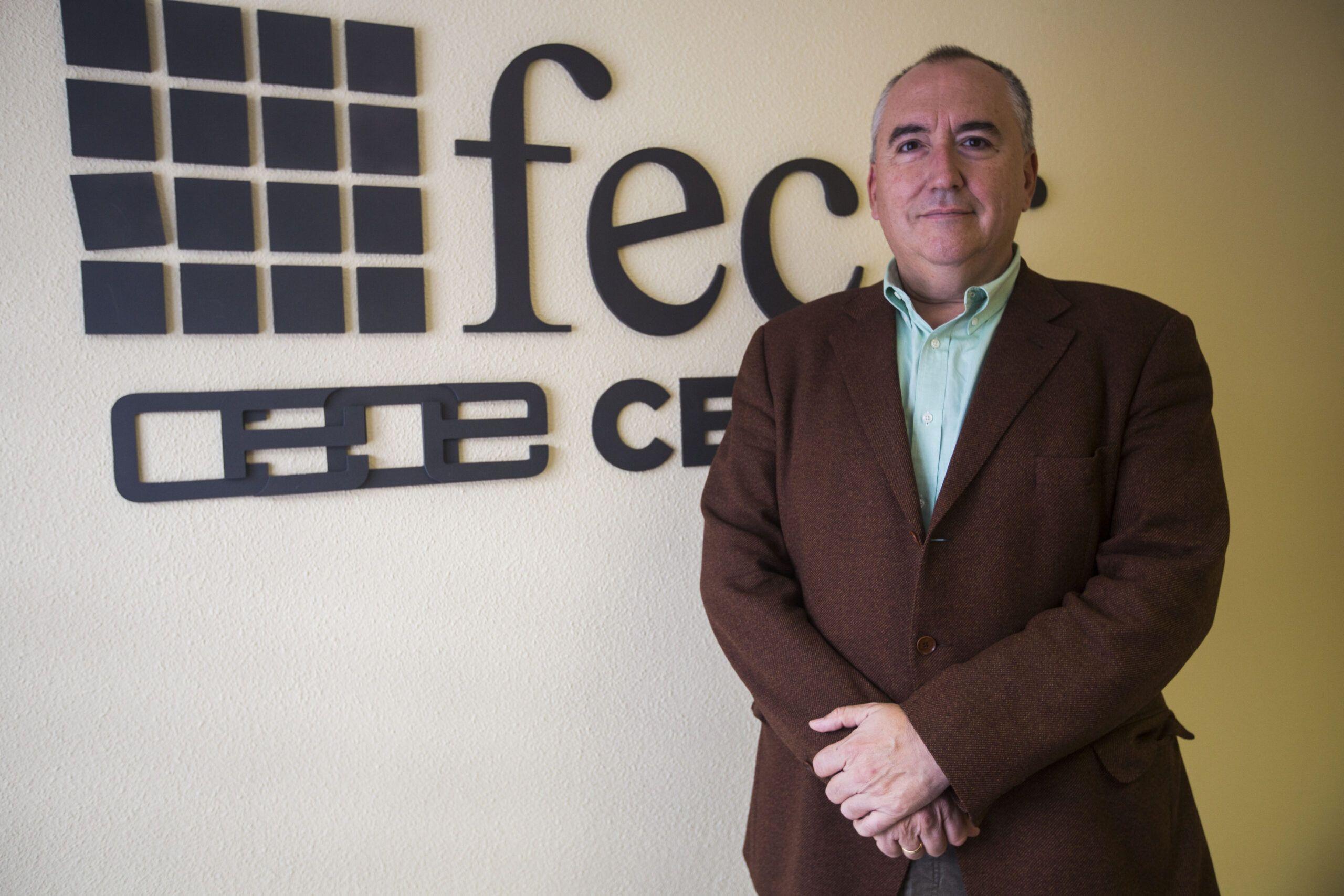 EL PRESIDENTE DE FECIR, CARLOS MARIN, DESTACA LA NECESIDAD DE AYUDAS DIRECTAS PARA EL SECTOR EMPRESARIAL