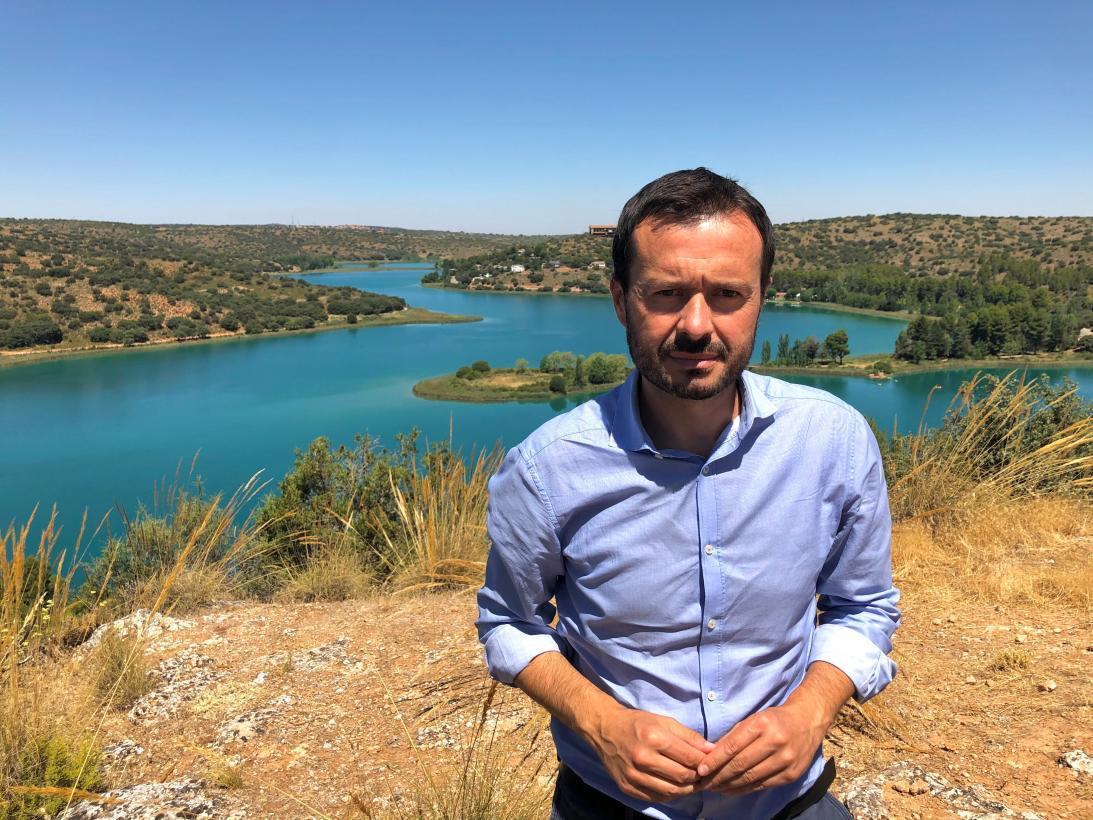 El Gobierno de Castilla-La Mancha manifiesta su apuesta firme por la recuperación y conservación de los humedales de la región