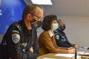 La Policía Local de Guadalajara estrena perfiles en las redes sociales para acercarse a la ciudadanía