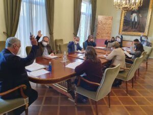 La Diputación destina casi 1,2 millones de euros a cinco proyectos de conservación de carreteras
