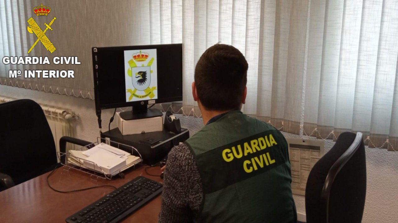La Guardia Civil detiene a una persona por una falsa amenaza de bomba