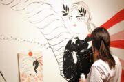 El Centro Joven reinicia su programación artística este jueves con la muestra de Elena Carrasco 'Perros de porcelana y otras historias'