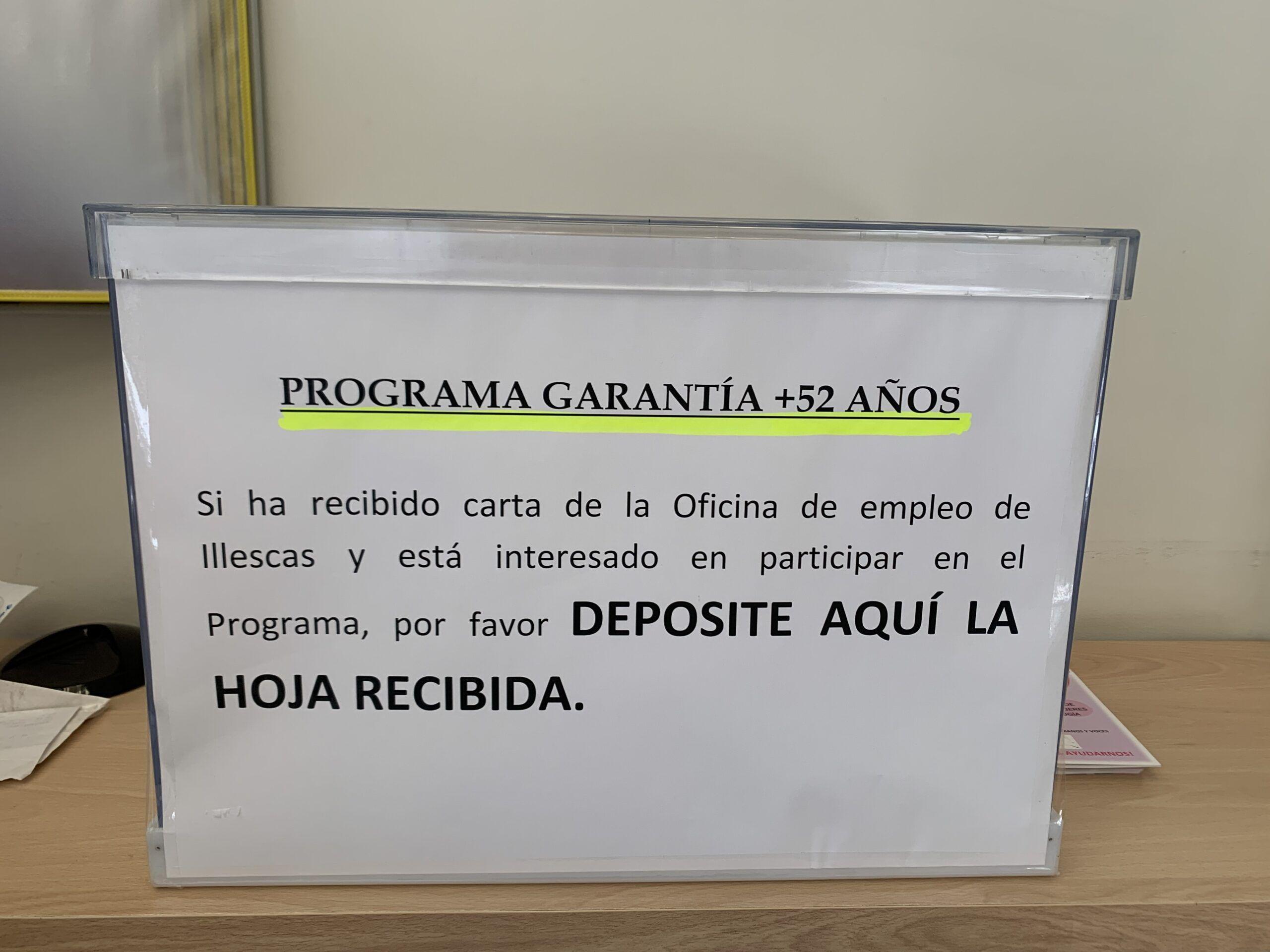 Nueva edición del Programa +52 en Illescas