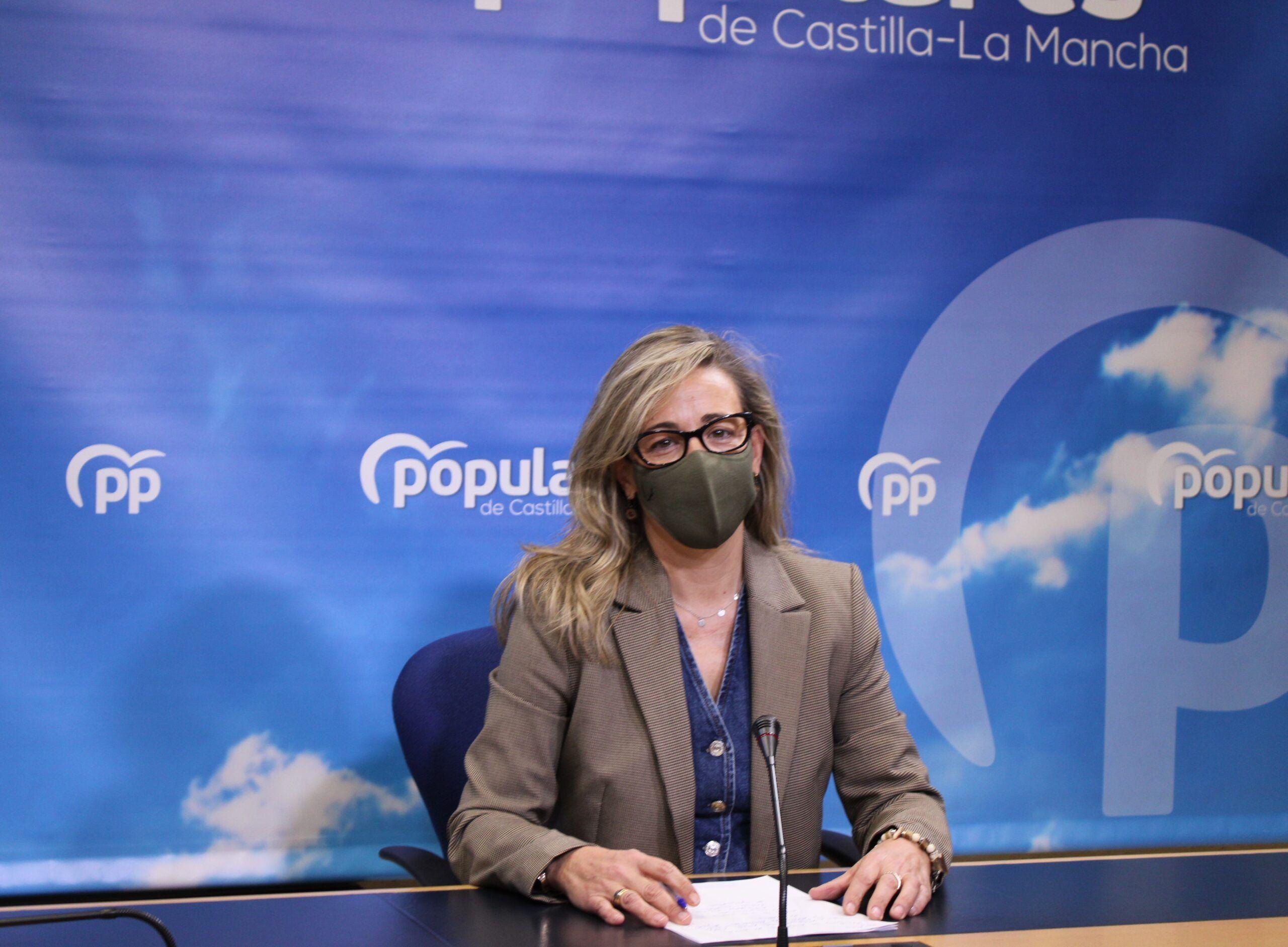 """Merino asegura que, a pesar de los insultos del PSOE de Page, las propuestas de Núñez serán aprobadas """"antes o después"""" porque son las que están pidiendo los colectivos"""