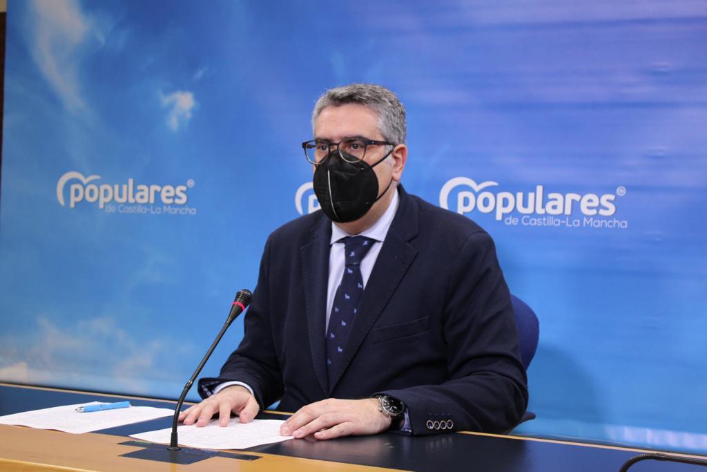 """Rodríguez: """"Mientras que el PP-CLM pide más ayudas y bajada de impuestos, Page sigue empeñado en criminalizar y culpar a los hosteleros de ser los responsables de los contagios"""""""