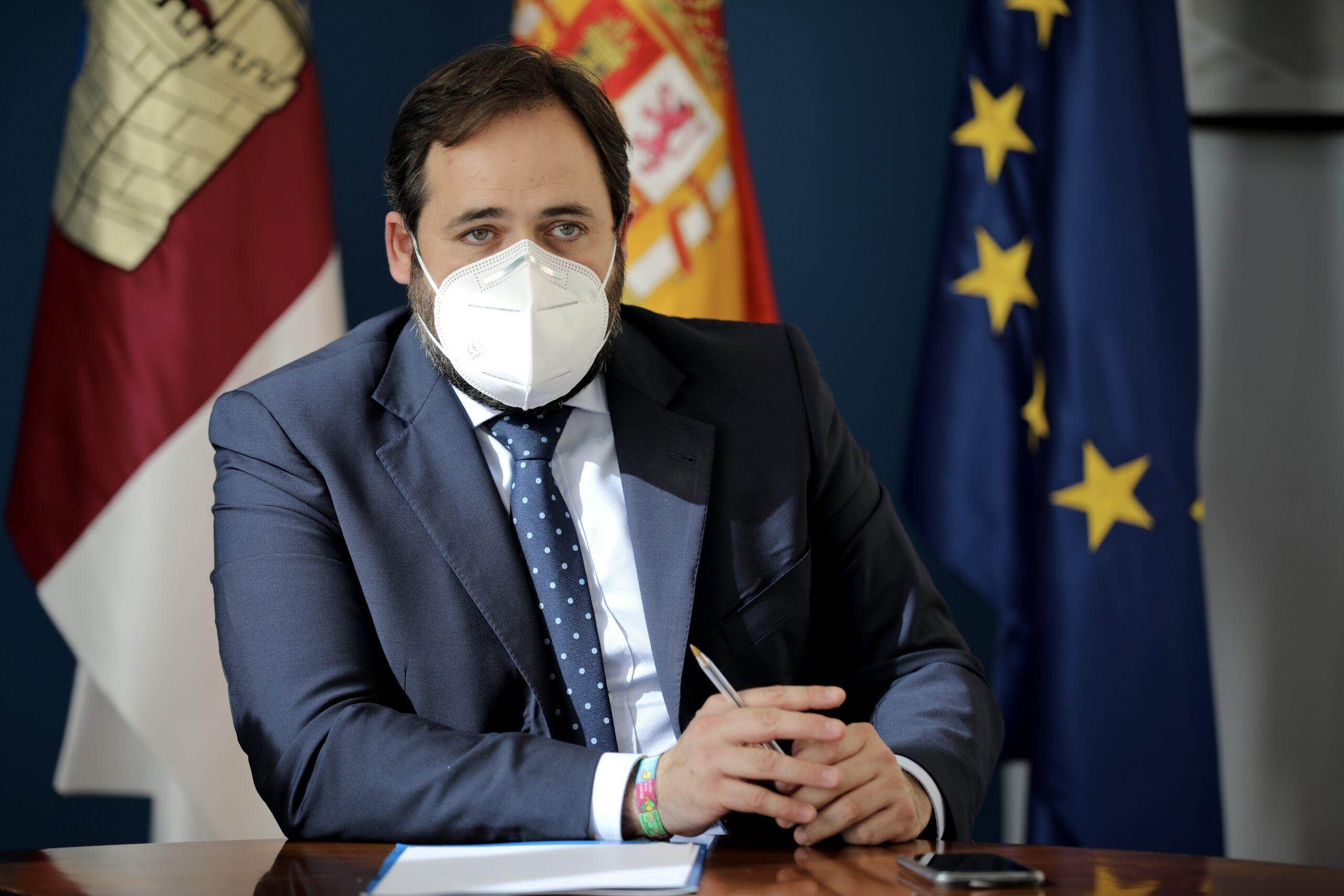 Núñez registra una batería de preguntas a Page para conocer su opinión sobre los indultos a los condenados por el intento de Golpe de Estado en Cataluña