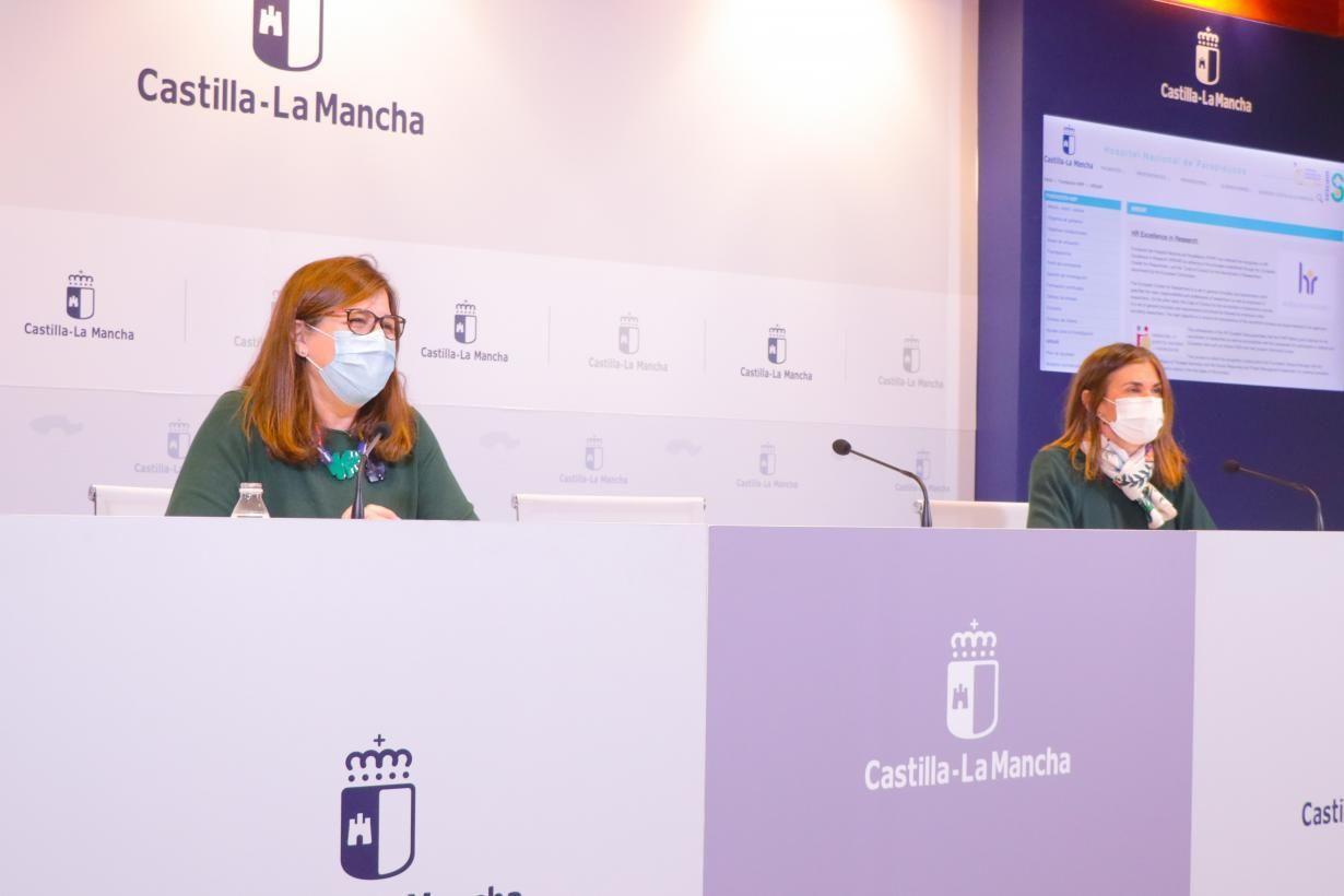La Fundación del Hospital Nacional de Parapléjicos obtiene el sello de calidad en la contratación de personal investigador que concede la Comisión Europea