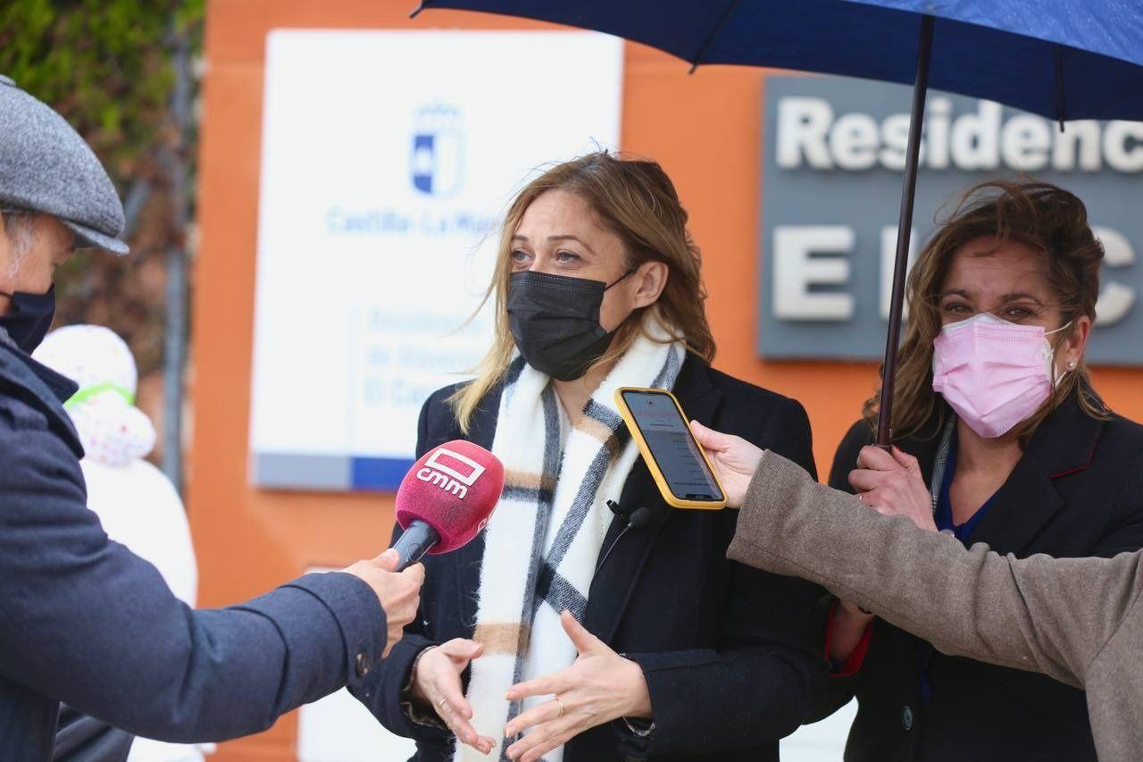 Picazo arremete contra Bienestar Social por la gestión de la pandemia en las residencias: